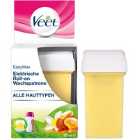 Veet EasyWax Nachfüllpatronen Beine & Arme Sensitive Haut 50 ml