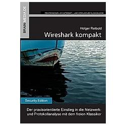 Wireshark kompakt. Holger Reibold  - Buch
