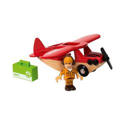 BRIO® Spielzeug-Eisenbahn Safari Flugzeug
