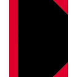 Notizbuch China-Kladde A4 100 Blatt liniert