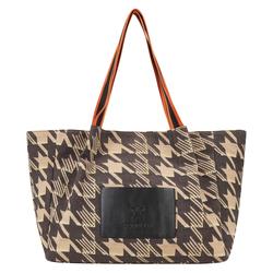 Codello Reisetasche, aus Canvas braun Damen Taschen Reisetasche
