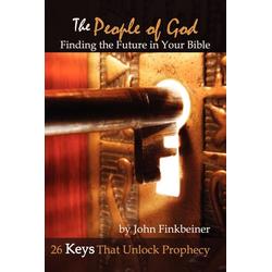 THE PEOPLE OF GOD als Taschenbuch von John Finkbeiner