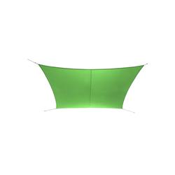Ribelli Sonnensegel, Sonnensegel, grün, 2 x 4 m grün