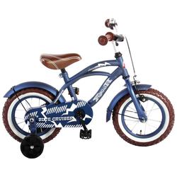 Volare Kinderfahrrad Jungen Retro Design • Cruiser 12 Zoll • Alter: 3 - 4,5 Jahre, 0 Gang