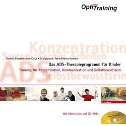 OptiMind Training- Das ADS-Therapieprogramm für Kinder: Buch von Elisabeth Aust-Claus/ Petra-Marina Hammer