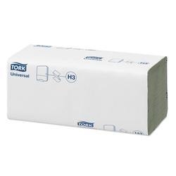 Tork universal papierhandtücher zz, fein, grün, 15x 300 stk.