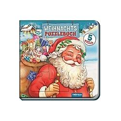 Weihnachts-Puzzlebuch - Buch