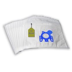 eVendix Staubsaugerbeutel Staubsaugerbeutel ähnlich Profissimo PR 20, 10 Staubbeutel + 1 Mikro-Filter, passend für Profissimo