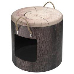 D&D Hundehaus Petbox Wood, Größe: L