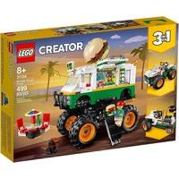 Lego Creator Burger-Monster-Truck 31104