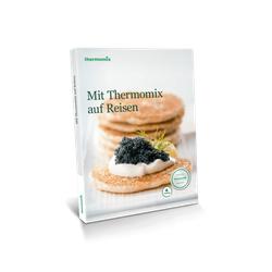 """Vorwerk Thermomix® Kochbuch """"Mit Thermomix auf Reisen"""
