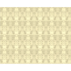 Damasttischset Platzset aus Papier, 30 x 40 cm, champagner, 100 Stk.