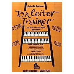 Tonleiter-Trainer. John W. Schaum  - Buch