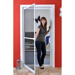Profi Slim PLUS Alu Bausatz für Tür - Fliegengitter Insektenschutz