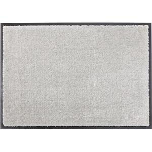 Schöner Wohnen Fußmatte Miami, Farbe 040 grau 50 x 70 cm