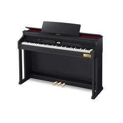 Casio AP-710 BK Digital Piano schwarz matt Sparpaket mit Klavierbank und Kopfhörer