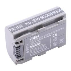 vhbw Li-Ion Akku 600mAh (7.2V) für Kamera Sony DCR-DVD905, DVD905E DCR-SR1, DCR-SR1E, DCR-SR30, SR30E, DCR-SR40, SR40E wie NP-FP30, NP-FP50.