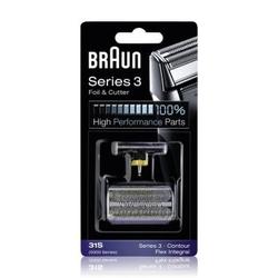 Braun Series 3 31S części zamienne do nożyczek  1 Stk