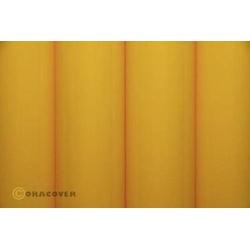 Oracover 21-030-002 Bügelfolie (L x B) 2m x 60cm Cub-Gelb