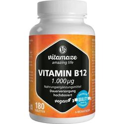 Vitamin B12 hochdosiert 1.000 ug