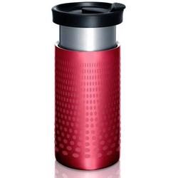 02COOL Kaffeemühle Rot