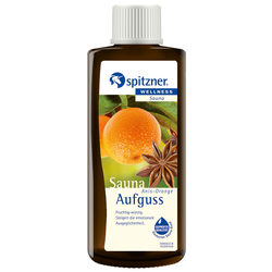 Spitzner Saunaaufguss Anis-Orange