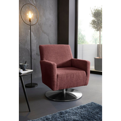sit&more Drehsessel rot
