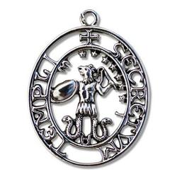 Adelia´s Amulett Talismane der Tempelritter, Siegel des Abraxas - Magische Rechte und Macht