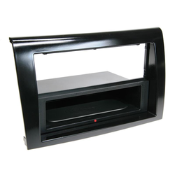2-DIN RB Inbay® FIAT Bravo 2007 > Klavierlack / schwarz