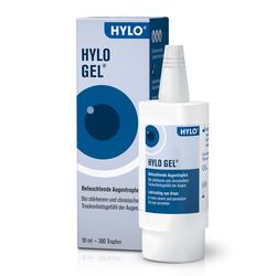 HYLO-GEL Augentropfen 10 ml