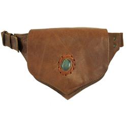 Guru-Shop Gürteltasche Sidebag & Gürteltasche, Goa Tasche mit.. 13 cm x 17 cm x 3 cm