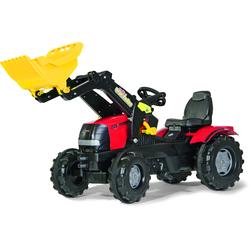 Rolly Toys Trettraktor mit Schaufellader rolly Farmtrac case Puma CVX 225