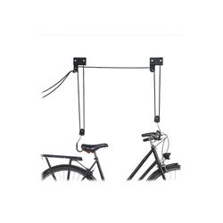 relaxdays Fahrradhalter Fahrrad Deckenlift