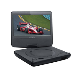 Portabler DVD-Player mit 7 LCD- Bildschirm
