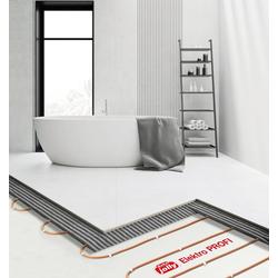bella jolly Fußbodenheizung Elektroheat Profi, (Packung) 1,5 m² - 1800 cm
