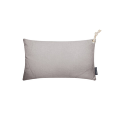 Kissenbezug Der Maritime, mokebo, auch als Outdoor Kissenhülle oder Bezug für Kissen grau 50 cm x 30 cm