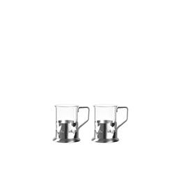 LEONARDO Teeglas Teegläser 2er-Set LIMITO Stern (2-tlg)