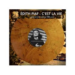 Edith Piaf - C'est La Vie-Limtited 180 Gram Marbled Vinyl (Vinyl)