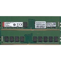Kingston DDR4. PC-Arbeitsspeicher 16 GB