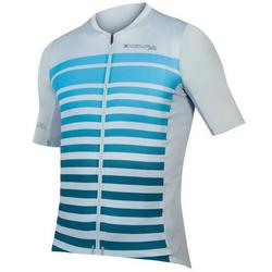 Endura Fahrradjacke ENDURA Pro SL Lite Jersey super leichtes Herren Fahrrad-Trikot Rennrad-Shirt Blau/Grau blau