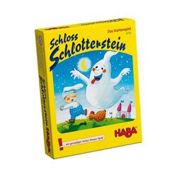 Haba Spiel, HABA 4716 Kartenspiel Schloss Schlotterstein