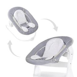 hauck Babyaufsatz Bouncer 2in1 Stretch Grey