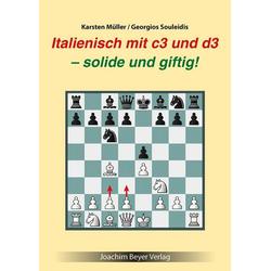 Italienisch mit c3 und d3