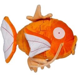 Plüschfigur Pokémon Karpador Monochrom, 20 cm
