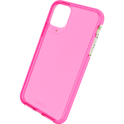 Apple iPhone 11 Pro Max Hülle Gear4 Pink Cover/Schale