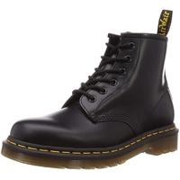 Dr. Martens Unisex-Erwachsene Smooth Leather Stiefel, Schwarz, 39 EU