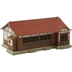 Rokuhan 7297206 Z Haus mit roten Metalldach