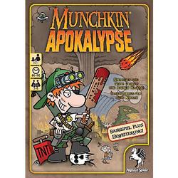 Munchkin Apokalypse 1 + 2 (Kartenspiel)