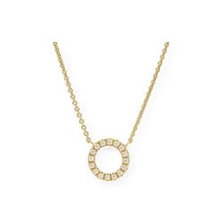 JuwelmaLux Goldkette Halskette Gold