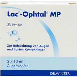 LAC OPHTAL MP Augentropfen 30 ml